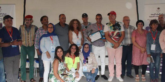 اختتام فعاليات مهرجان الفيلم التربوي لأطفال المخيمات الصيفية