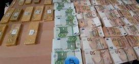 السلطات المغربية تحجز مليون اورو و20كغ من الذهب قادمة من الجزائر