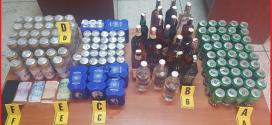 مراكش .. توقيف شخصين للاشتباه في تورطهما في قضية تتعلق بحيازة وترويج المشروبات الكحولية بدون رخصة.