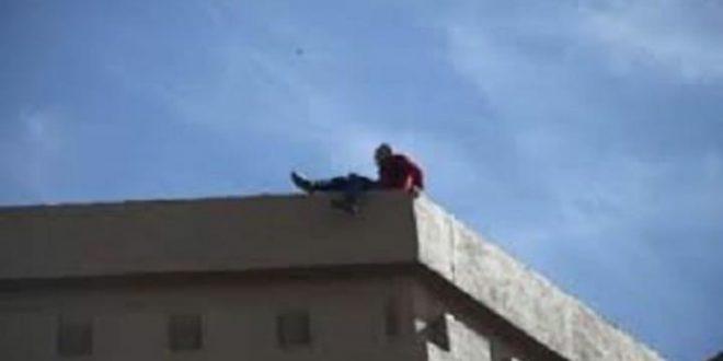 من إجهاض محاولة انتحار بمدينة العيون