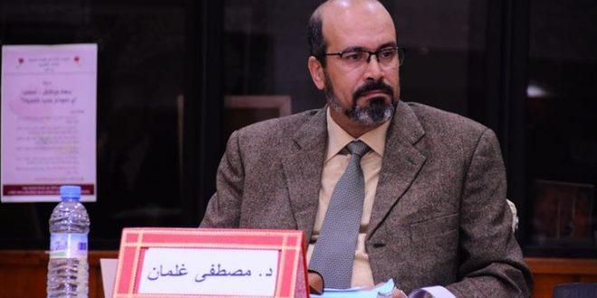 الإعلامي الدكتور مصطفى غلمان يترأس وفدا عن مركز عناية للمشاركة في مؤتمر ثقافي بمصر