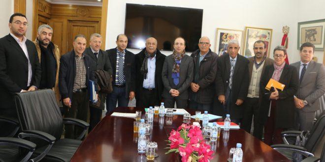 بلاغ مشترك بين وزارة الصحة والمنظمة الديمقراطية للصحة