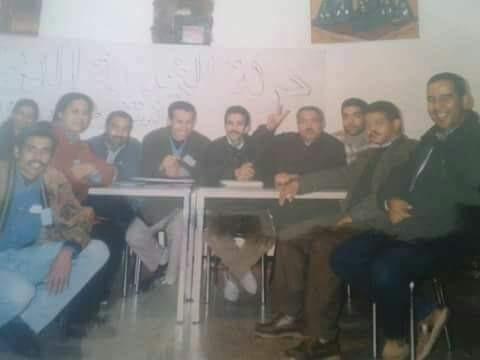 الذكرى الثانية لوفاة المناضل إسعاد مولاي عبد العزيز احد الوجوه التقدمية المكافحة بمراكش