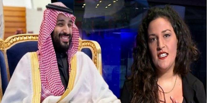 الناشطة الإسرائيلية نعمة شوستر-إلياسي تود الزواج من ولي العهد السعودي الأمير محمد بن سلمان