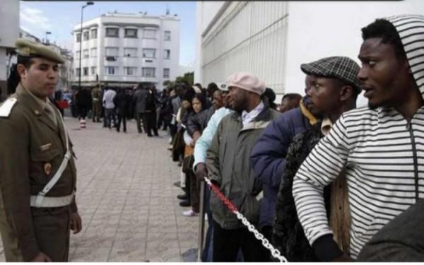 """الجمعية المغربية لحقوق الانسان السلطات تطالب بحماية المهاجرين والمهاجرات المتواجدين بالمغرب، من مخاطر جائحة """"كورونا"""""""
