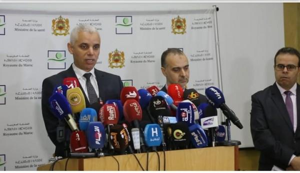 """وزير الصحة :  """"الأشخاص الذين احتكوا بحامل الفيروس يتواجدون حاليا بأربع مدن، أبرزها الدار البيضاء والجديدة وورزازات"""""""