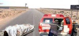 انخفاض بنسبة 40,23 في حوادث السير المميتة برسم شهر مارس 2020 يعود لإجراءات الحجر الصحي بالمغرب