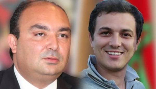 اسماعيل بلخياط اخ الوزير السابق منصف بلخياط،يغادر سجن عكاشة بعد اطلاق سراحه