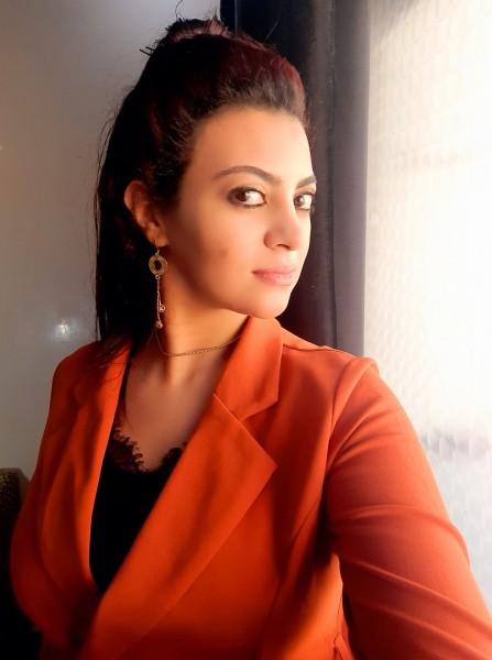 مايسة سلامة تنفي خبر اعتقالها وتعلق عليه بتدوينة خاصة على صفحتها الرسمية