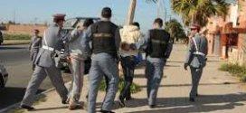 الدرك الملكي بشيشاوة يعتقل ثلاثة متورطين في سرقة مؤسسات تعليمية بالمنطقة