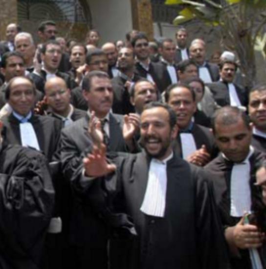 الشبكة الوطنية لحقوق الإنسان تتسائل حول تصريحات النقيب المحامي الاستاذ زيان.