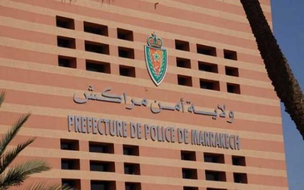 ولاية أمن مراكش .. عمل أمني نوعي استهدف الأشخاص المبحوث عنهم وكذا أولائك المعروفين بأنشطتهم المحظورة