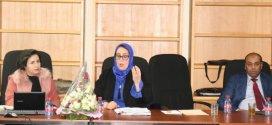 حول اجتماع خلية الاسرة بمدينة المحمدية