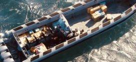 ضبط قارب يحمل شحنة مخدرات بعرض السواحل المغربية