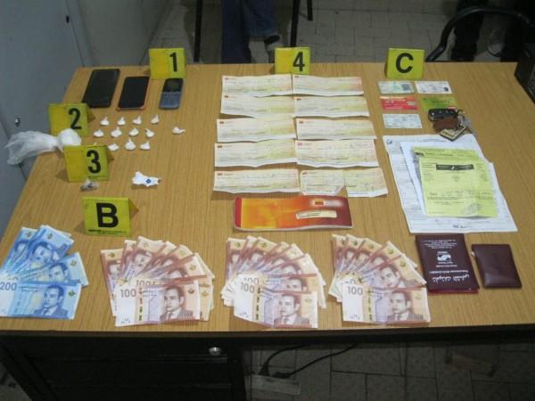 تاجر مخدرات صلبة يقع في قبضة أمن قلعة السراغنة