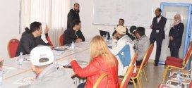 جمعية خطوة بمراكش تنظم دورة تكوينية في تقنيات التسويق الالكتروني