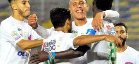 كأس الكونفدرالية الإفريقية: الرجاء الرياضي يفوز على نامونغو التنزاني بثلاثية نظيفة