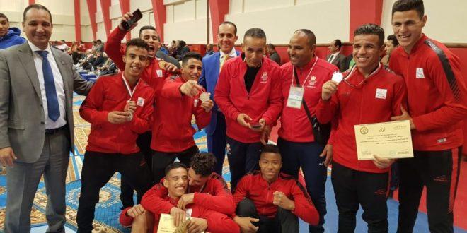 المنتخب المغربي شبان للملاكمة يشارك في بطولة العالم ببولونيا