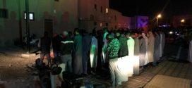 عاجل: استنفار أمني بعد ضبط أشخاص حاولوا إقامة صلاة التراويح بحي قبور الشو بمراكش