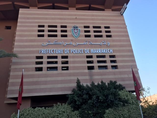 إيقاف شخصين متورطين في التبليغ عن جريمة وهمية
