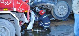 29 قتيلا بحوادث السير في أسبوع واحد بمدن المغرب