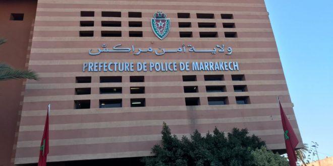 مراكش: إيقاف شخص متورط في عملية سرقة مقرونة بالعنف