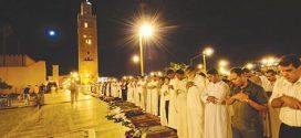 """المدونة الإسبانية الشهيرة """"vickyfornia""""، تناشد رئيس الحكومة المغربية، سعد الدين العثماني، فتح المساجد بجميع ربوع المملكة لأداء الصلاة."""