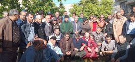 عودة الإستقلالي عبد الحق موقس للساحة السياسية يربك حسابات خصومه السياسيين بشيشاوة.