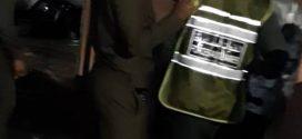 مراكش .. بسبب خرق قانون الطوارئ : السلطة المحلية بالحي الحسني تداهم قاعة رياضية،بحي المسيرة.