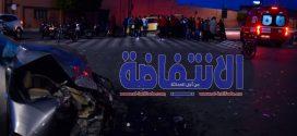 عاجل .. حادثة سير خطيرة بدوار العسكر- مراكش + صور و فيديو