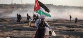 ليس من العدل في شيء ان تستقوي دائما هذه الدولة المحتلة ، واستمرارها في العدوان دون ان يرف لها جفن على الشعب الفلسطيني الاعزل..