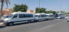 مراكش .. سلسلة من المقترحات لتعزيز وتجويد خطة إنعاش قطاع النقل السياحي