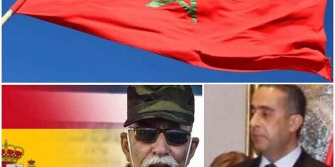 ازدواجية معايير الاتحاد الأروبي بين الحموشي وبنبطوش زعيم عصابة البوليزاريو