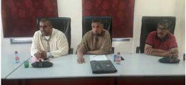 تجار سوق البهجة بمراكش يجددون الثقة في محمد أيت امطاعي رئيسا للجمعية.
