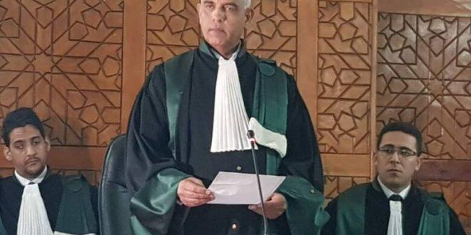 تعيين الأستاذ صالح تزاري وكيلا عاما للملك لدى محكمة الاستئناف بمراكش