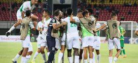 نهائي كأس الكاف.. الرجاء الرياضي يتوج باللقب على حساب شبيبة القبائل الجزائري