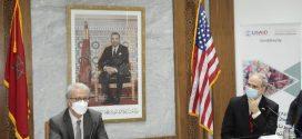 والي جهة مراكش اسفي يعطي الانطلاقة لبرنامج تمويل التعاونيات بقيمة تناهز 3 مليون دولار أمريكي