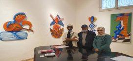 معرض جماعي يحتفي بفن الصويرة