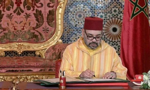 جلالة الملك يهنئ الرئيس البنيني بمناسبة الاحتفال بالعيد الوطني لبلاده
