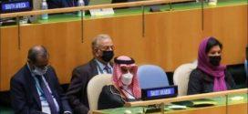 """السفير الدائم للمملكة العربية السعودية لدى الأمم المتحدة""""عبد الله المعلمي"""" : المغرب الشقيق استرجع صحراءه من اسبانيا منذ 1975، وان البوليزاريو كيان وهمي"""