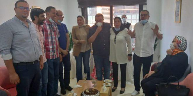 لاول مرة بمدينة مراكش:الدكتور حليم سعيدي يفتتح اول عيادة طبية،للعلاج بالبلازما والخلايا الجذعية.لمرضى العظام والمفاصل.